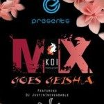 EC Presents: MIX Goes Geisha